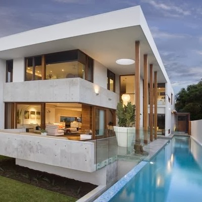Amikor az építész magának tervez