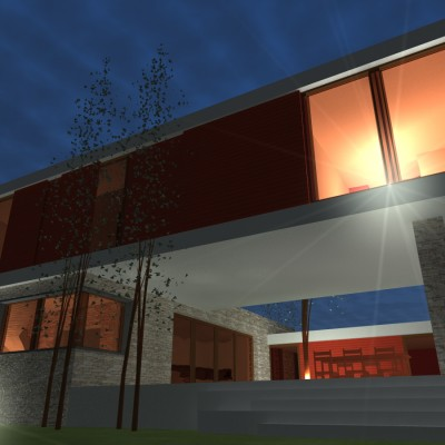 Emeletes családi ház 209 m2