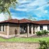 Egyszintes családi ház 149 m2