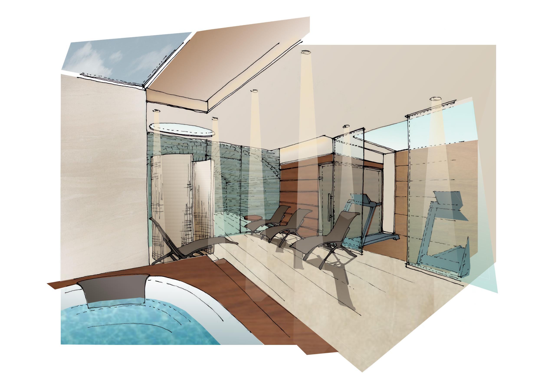 Kétszintes családi ház 384 m2
