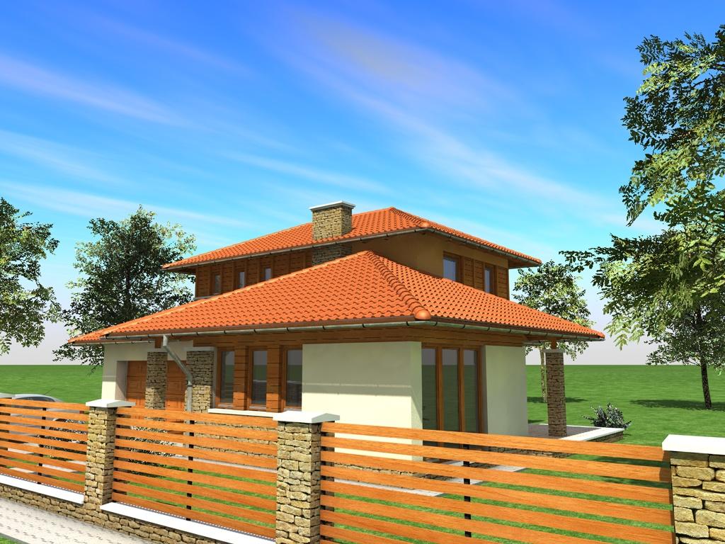 Emeletes családi ház 170 m2