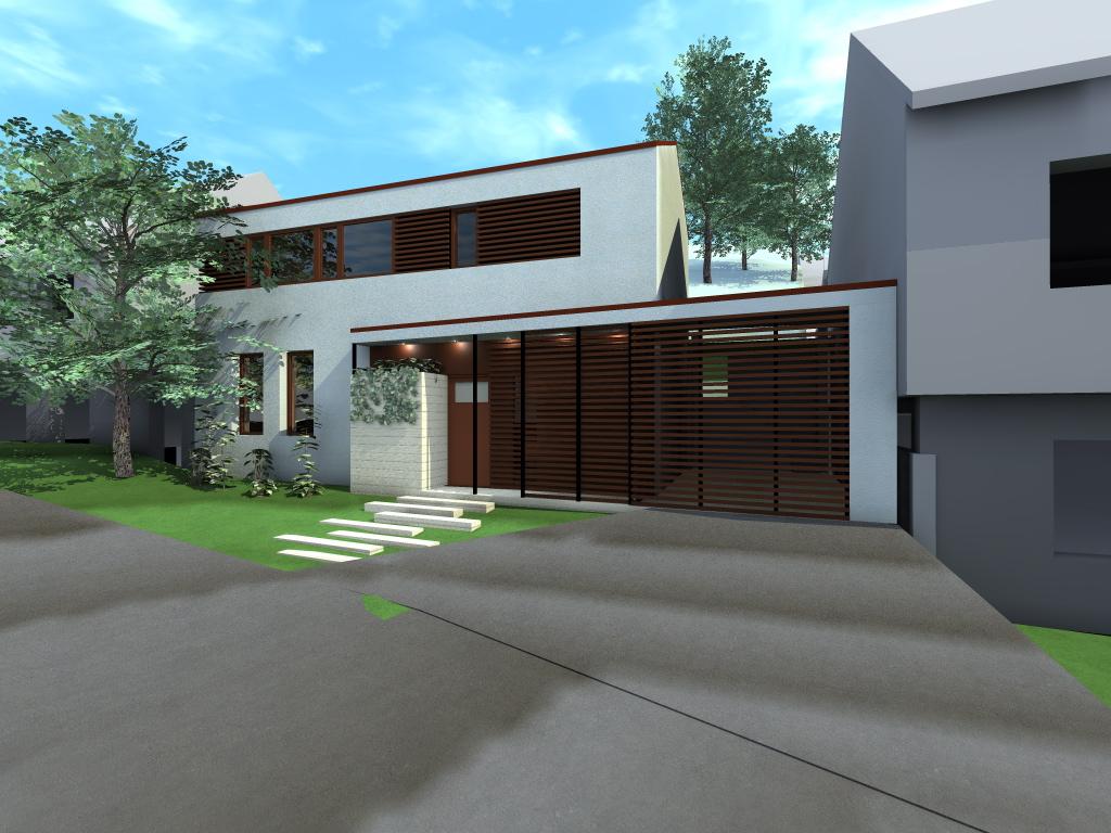 Emeletes családi ház 165 m2