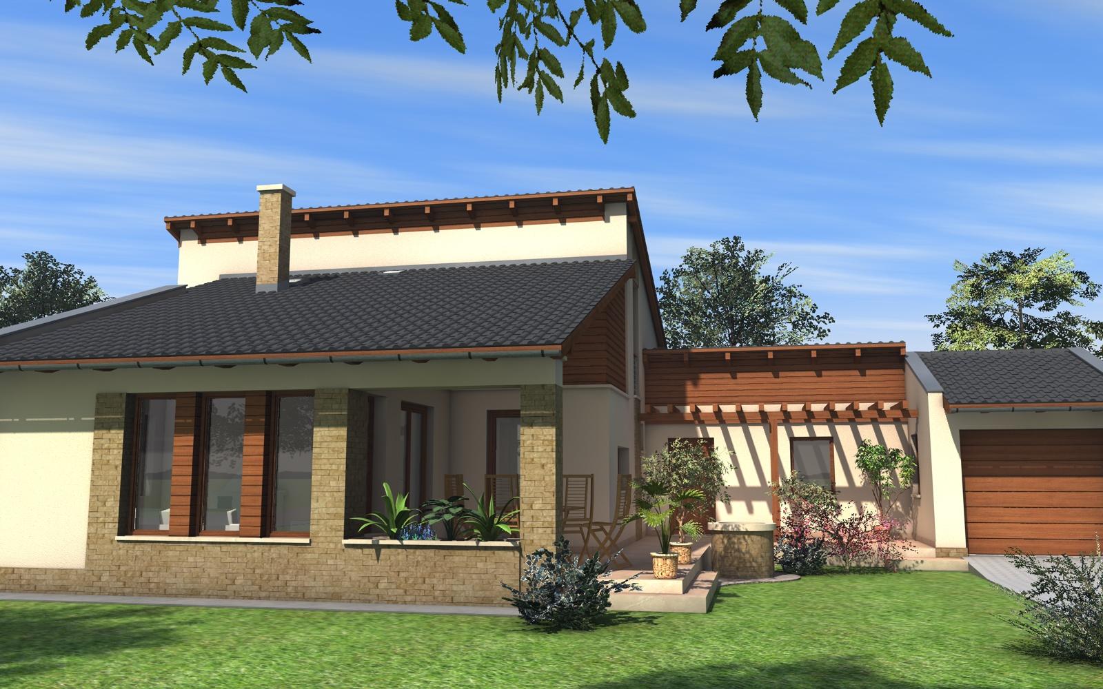 Emeletes családi ház 145 m2